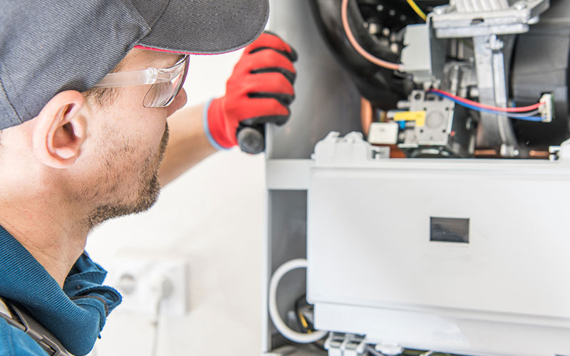 Equipment Servicing & Repair